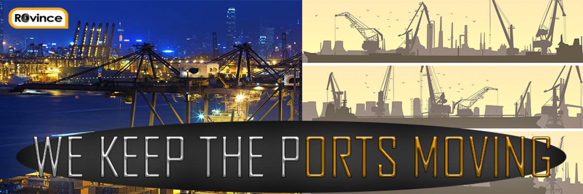 Ports moving